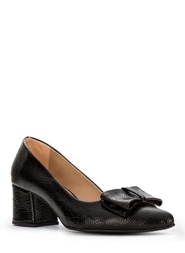 Sole Sisters Sole Sisters Mircea Siyah Kadın Topuklu Ayakkabı Siyah